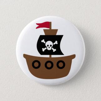 Pirate ship button