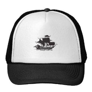 PIRATE SHIP MESH HAT