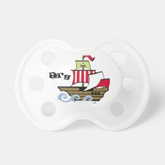 Pirate Ship Dummy