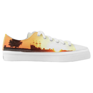 Pirate Ship Low Tops