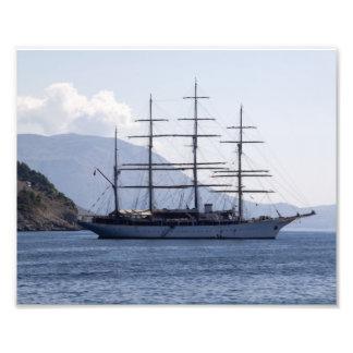 Pirate Ship Photo