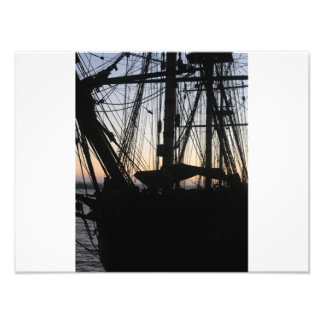Pirate Ship Art Photo