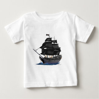 PIRATE SHIP.PNG BABY T-Shirt