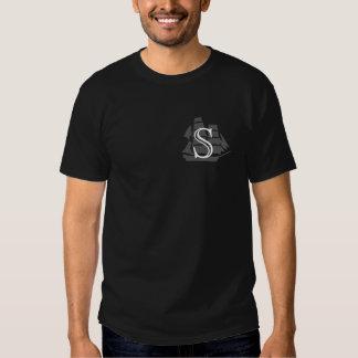 Pirate Ship. Sailing Ship. T-shirts