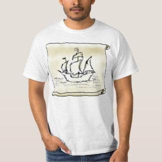 Pirate Ship. Shirts