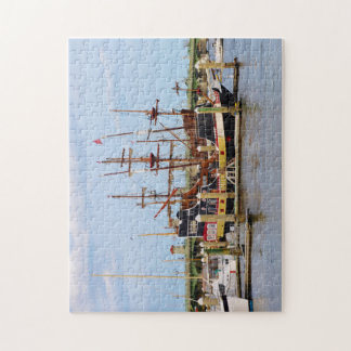 Pirate ship St.Augustine Florida Jigsaw Puzzle