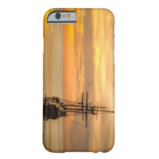 Pirate Ship Sunset Barely There iPhone 6 Case