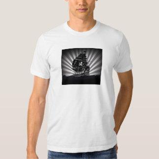 pirate ship t shirts