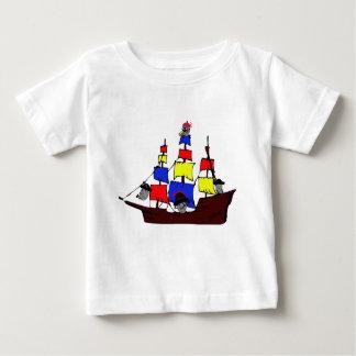pirate ship tees