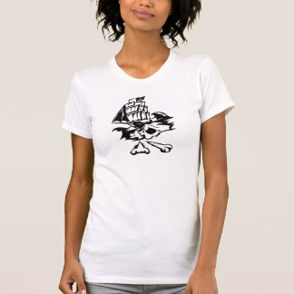 Pirate Shipwreck Pirates Theme Birthday Parties T-Shirt