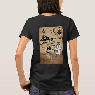 Pirate shirt-Blackbeard T-Shirt