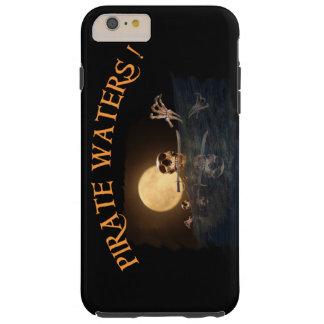 Pirate Skeleton Phone Case! Tough iPhone 6 Plus Case