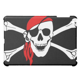 Pirate Skull and cross bones Case For The iPad Mini