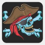 Pirate Skull and Crossbones