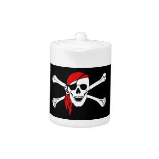 Pirate Skull and crossbones Flag