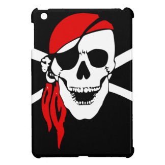 Pirate Skull and crossbones Flag Case For The iPad Mini