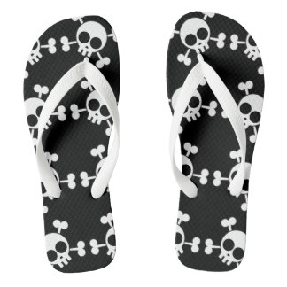 Pirate Skull and Crossbones Thongs