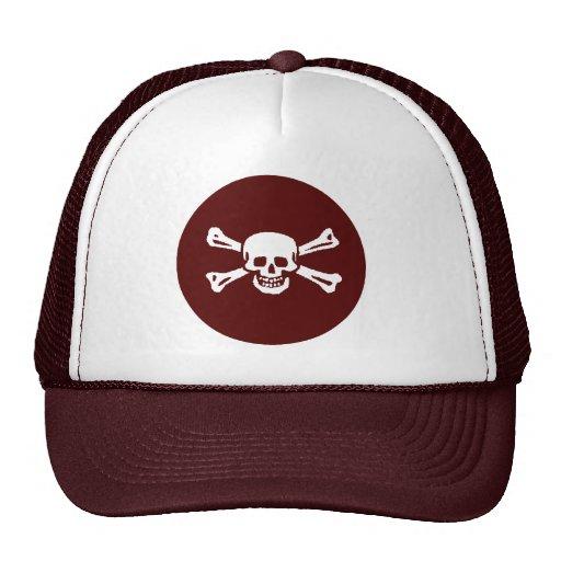Pirate Skull Baseball Cap Hats
