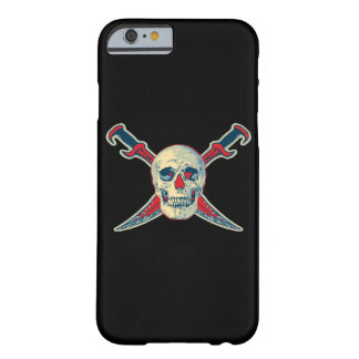 Pirate (Skull) - iPhone 6/6s, Barely There Barely There iPhone 6 Case