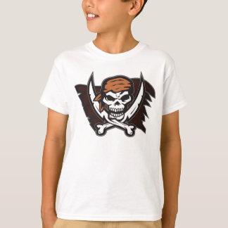 Pirate Skull Kids Tee Shirt