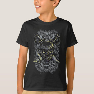 Pirate Skull & Swords Kids T-Shirt