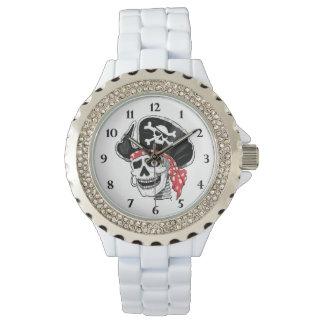 Pirate Skull Watch