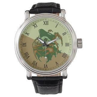 Pirate Skull Wrist Watch