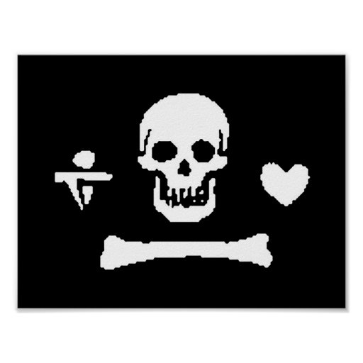 pirate-stede-bonnet posters