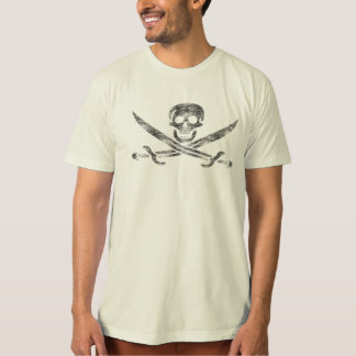 Pirate Style Wooden Vol. 4 Tee Shirts