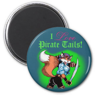 Pirate Tails Magnet