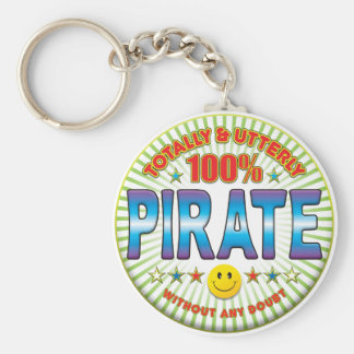 Pirate Totally Keychains