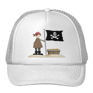 Pirate Treasure Cap