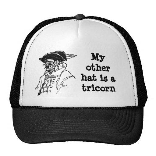 Pirate Tricorn Hats