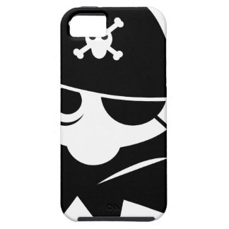 Pirate with Eye Patch iPhone 5 Cover