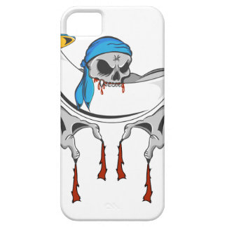 Pirate Zombie Skeleton iPhone 5 Cover