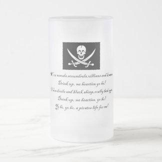 PirateLife,GlassMug Mug