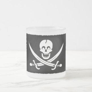 PirateLife,GlassMug Coffee Mug