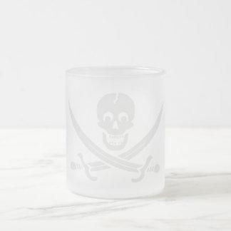 PirateLife,GlassMug Coffee Mugs