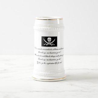 PirateLife,Stein Mug