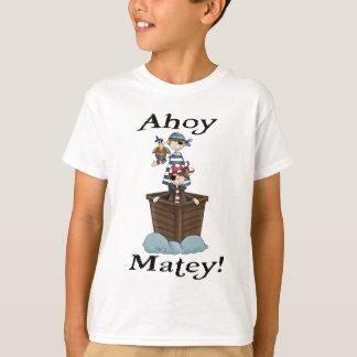 Pirates Ahoy Matey T-shirt