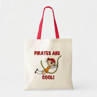 Pirates Are Cool Tote Bag