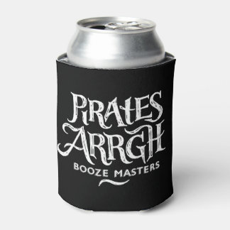 Pirates Arrgh Booze Masters Can Cooler