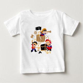 Pirates Baby T-Shirt