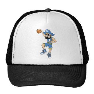 Pirates Basketball Cap