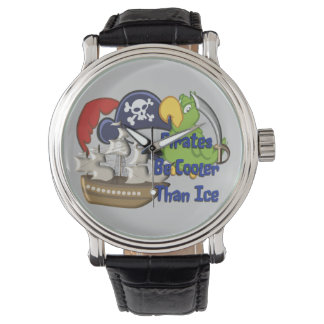 Pirates be cooler wrist watches