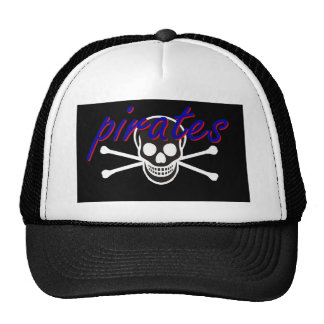Pirates Trucker Hat