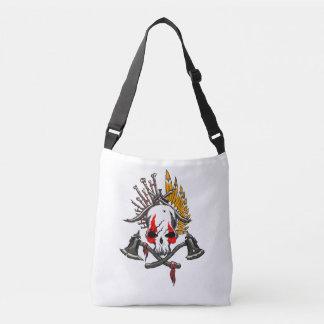 Pirates Custom All-Over-Print Cross Body Bag
