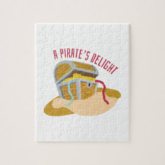 Pirates Delight Jigsaw Puzzle