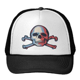 Pirates for Change Mesh Hat