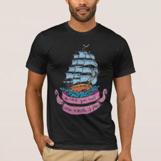 Pirates Frigate Male T-Shirt